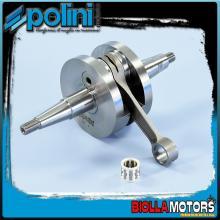 210.0053 ALBERO MOTORE POLINI APRILIA RX-SX 50 dal 2006-> (DERBI D50B)