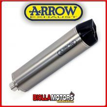 71689AK MARMITTA ARROW MAXI RACE-TECH BMW R 1200 GS ADVENTURE 2010-2012 ALLUMINIO/CARBONIO