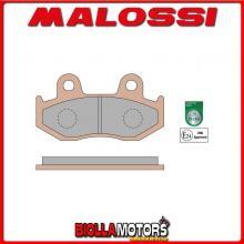 ESA 6215018 PASTIGLIE FRENO MALOSSI SYNT SUZUKI BURGMAN AN - BUSINESS 400 4T LC - -