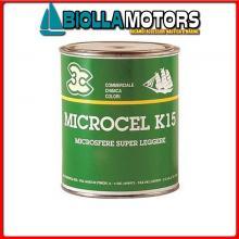 5725105 MICROCEL MICROSFERE K15 1L Microsfere in Vetro Microcell K 15