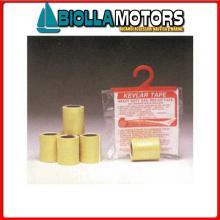 5720445 NASTRO ADESIVO KEVLAR 1.5M H50 Nastro Kevlar Tape