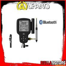 A1910 MANOMETRO DIGITALE ALFANO PNEUMATICI TEMPERATURA PRESSIONE Tyrecontrol 2 P/PT