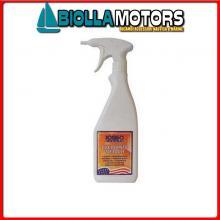5732946 LUCIDANTE METALLI IOSSO 750ML Lucidante Spray per Metalli Iosso