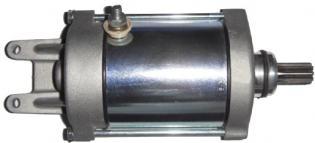 V735100244 MOTORINO AVVIAMENTO MALAGUTI SPIDERMAX GT - 500 CC 2004 - (ROTAZIONE DX 9 DENTI D 11,8MM, PIGNONE 23MM)