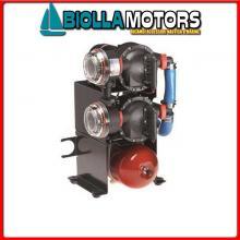 1827262 POMPA AQUAJET DUO SYSTEM 40L/M 12V Pompa Autoclave Aqua Jet Duo System