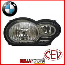 GRUPPO OTTICO FARO ORIGINALE CEV BMW R 1200 GS 2004 - 2012 Rif. Originale 63128527538 F100461600