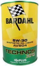 342040 OLIO BARDAHL TECHNOS XFS 5W30 C2-C3 1LT