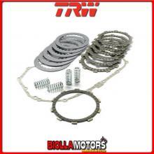 MSK106 KIT DISCHI FRIZIONE COMPLETO TRW Honda CBR 1000 RR 2004-2007 CONDUTTORI+CONDOTTI+MOLLE