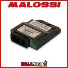 5512341 CENTRALINA MALOSSI DIGITALE MALAGUTI PHANTOM MAX 200 4T LC (PIAGGIO) PER VEICOLI CON IMMOBILIZER -