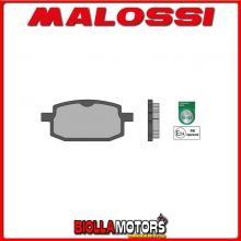 6215044BB COPPIA PASTIGLIE FRENO MALOSSI Anteriori MBK BOOSTER 100 2T SPORT Anteriori - per veicoli PRODOTTI 2000 --> ** OMOLOGA
