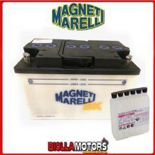 60N30L-A/SM BATTERIA MAGNETI MARELLI 53030 [SENZA ACIDO] 53030 MOTO SCOOTER QUAD CROSS [SENZA ACIDO]