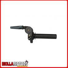 184080590 COMANDO GAS ACCELERATORE OFF ROAD DOMINO DERBI SENDA BLACK EDITION 50CC (2203.03-02)