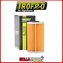 22TR565 FILTRO OLIO APRILIA SL 750 Shiver / ABS 2007-2016 750CC TROFEO (HF565)