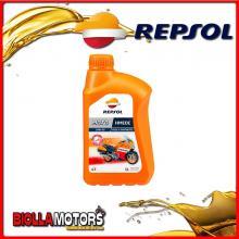 RP160D51IT 1 LITRO OLIO REPSOL MOTO RACING HMEOC 4T 10W30 1LT