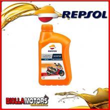 RP164L51IT 1 LITRO OLIO REPSOL MOTO SCOOTER 4T 5W40 1LT