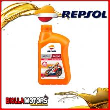 RP160G51IT 1 LITRO OLIO REPSOL MOTO RACING 4T 10W60 1LT