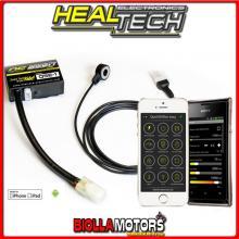 HT-IQSE-1+HT-QSX-F2C CAMBIO ELETTRONICO APRILIA RSV 1000 R 1000cc 2009- HEALTECH QUICKSHIFT