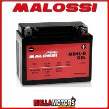 4418916 BATTERIA MALOSSI YB4L-B [A GEL] YB4LB MOTO SCOOTER QUAD CROSS [A GEL]