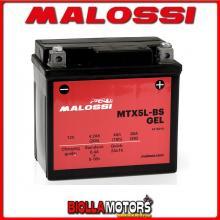 4418917 BATTERIA MALOSSI YB9-B [A GEL] YB9B MOTO SCOOTER QUAD CROSS [A GEL]