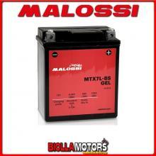 YTX7L-BS BATTERIA MALOSSI BIMOTA SB6, SB7 1100 1995-1997 4418919 YTX7LBS [A GEL]