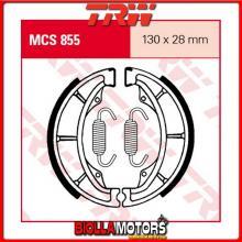 MCS855 GANASCE FRENO ANTERIORE TRW Kawasaki KH 100 EL 1977-1981 [ORGANICA- ]
