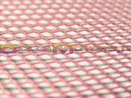 STR-050.36/PI GRIGLIA rosa 30 x 30cm (MAGLIA FINE)