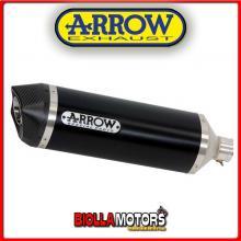 73510AKN TERMINALE ARROW RACE-TECH PEUGEOT Metropolis 400 2013-2016 DARK/CARBONIO