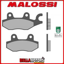 6215055 PASTIGLIE FRENO MALOSSI WT MOTORS BILBAO 50 4T (PEDA 139QMB) - -