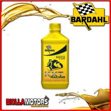 221039 1 LITRO OLIO BARDAHL KXT RACING LUBRIFICANTE PER MOTO 2T 1LT