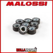 6611367.G0 8 RULLI RULLI VARIATORE MALOSSI D. 26X12,8 GR. 18 MALAGUTI MADISON K 400 4T LC - -