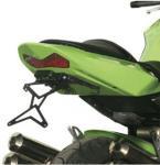 8909995 PORTATARGA MOTO REGOLABILE IN ACCIAIO KAWASAKI Z750 2004-2006