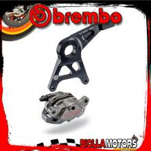 120A44114 PINZA FRENO ASSIALE BREMBO CNC P2 Ø34 84mm Yamaha R1 (no TCS version) 2006-> [POSTERIORE]