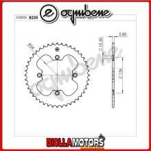 368235044 CORONA TRASMISSIONE 44 PASSO 520 HYOSUNG ATV TE 450 2007-2009 450CC