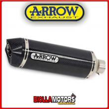 71744MK MARMITTA ARROW RACE-TECH APRILIA TUONO V4 1100 FACTORY 2015-2016 CARBONIO/CARBONIO
