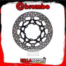 78B40896 DISCO FRENO ANTERIORE BREMBO BMW F 650 1993-2001 650CC FLOTTANTE