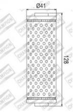 100609175 COF061 FILTRO OLIO BMW R100 RS, RT, R (senza radiatore olio) 87-96 (X317)