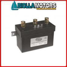 1205224 CONTROL BOX 24V 3U MZ Control Box (Teleruttori)