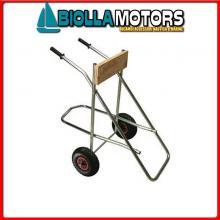 2802022 CAVALLETTO FUORIBORDO ROLL EXTRA H95 CAVALLETTO FUORIBORDO Porta Motore Extra Roll