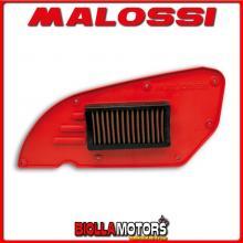 1415336 FILTRO ARIA MALOSSI W BOX KYMCO DOWNTOWN 300 IE 4T LC EURO 3 (SK60) PER FILTRO ARIA ORIGINALE -