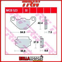 MCB523SI PASTIGLIE FRENO ANTERIORE TRW Quadzilla QZ 300 XLC Stinger 2009- [ORGANICA- ]