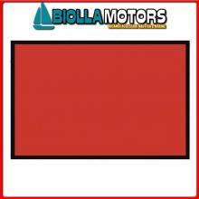 3406430 BANDIERA SEGNALAZIONE ROSSA 30X45CM Bandiera di Segnalazione Rossa