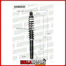 SAM0020 COPPIA AMMORTIZZATORI ANTERIORI CHATENET CH26 01,26,167 (MK020)