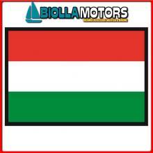3400620 BANDIERA UNGHERIA 20X30CM Bandiera Ungheria