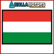 3400630 BANDIERA UNGHERIA 30X45CM Bandiera Ungheria