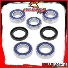 25-1492 KIT CUSCINETTI RUOTA POSTERIORE Honda CBR600RR 600cc 2003-2004 ALL BALLS