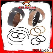 38-6045 KIT BOCCOLE-BRONZINE FORCELLA Suzuki RM250 250cc 2003- ALL BALLS