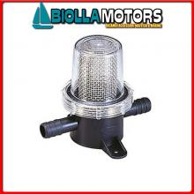 """4132012 FILTRO WATER PIPE 1/2 """" Filtro Acqua Pipe"""