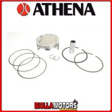 S4F09400002B PISTONE FORGIATO 93,95 - Rev.dome-Low c.-Kit Athena ATHENA KAWASAKI KFX 400 2003-2006 400CC -