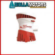 1821805 POMPA TSUNAMI T500 12V Pompe di Sentina Attwood Tsunami