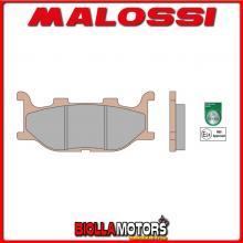 6215029BS COPPIA PASTIGLIE FRENO MALOSSI Anteriori MBK SKYLINER 250 4T LC MHR SYNT Anteriori - per veicoli PRODOTTI 2000 --> **